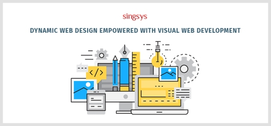 Dynamic Web Design Empowered with Visual Web Development (1)